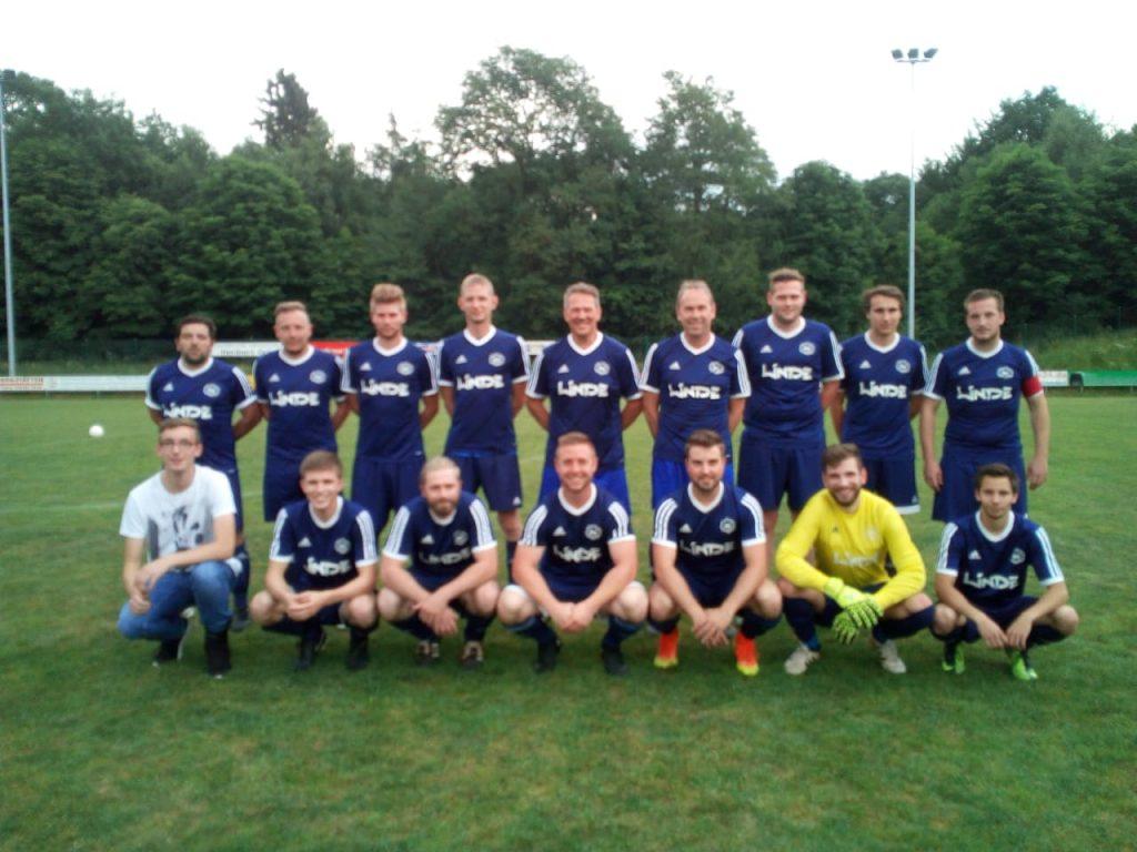 Relegation 2. Mannschaft