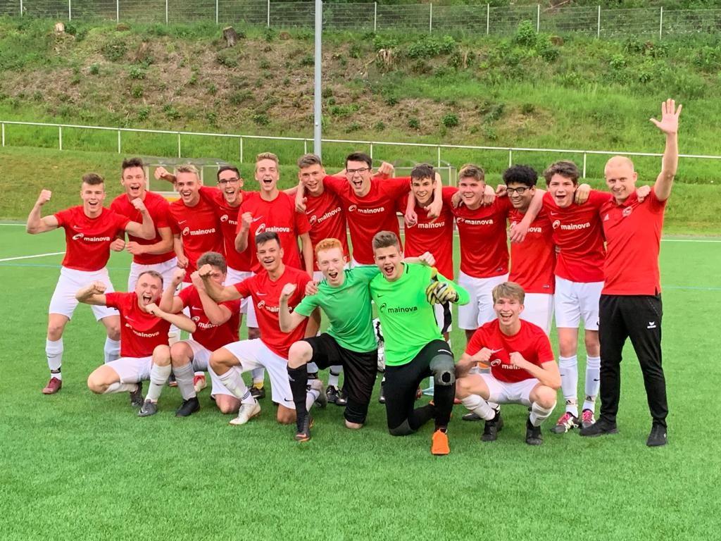 Aufstieg in Bezirksliga